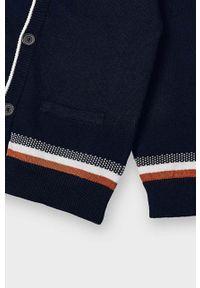 Niebieski sweter Mayoral casualowy, na co dzień