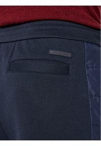 Niebieskie spodnie dresowe Michael Kors