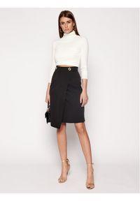 Czarna spódnica Trussardi Jeans