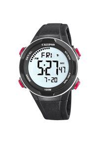 Calypso Digital for Man K5780/2. Rodzaj zegarka: cyfrowe. Styl: sportowy