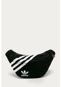 Czarna nerka adidas Originals z aplikacjami