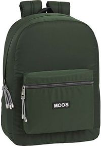Brązowy plecak na laptopa