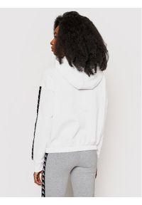 Kappa Bluza Ivaine 309070 Biały Regular Fit. Kolor: biały