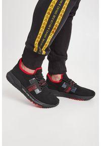 Versace Jeans Couture - SNEAKERSY VERSACE JEANS COUTURE. Zapięcie: sznurówki