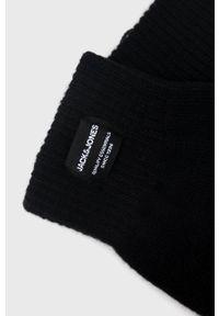Jack & Jones - Rękawiczki. Kolor: czarny