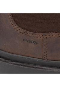Geox Sztyblety U Andalo A U16DDA-00045 C6009 Brązowy. Kolor: brązowy