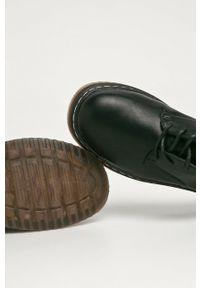 Truffle Collection - Półbuty. Nosek buta: okrągły. Zapięcie: sznurówki. Kolor: czarny. Materiał: guma