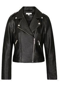 Czarna kurtka przejściowa Morgan