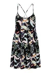 Roxy Sukienka letnia Sand Dune ERJX603233 Kolorowy Regular Fit. Wzór: kolorowy. Sezon: lato