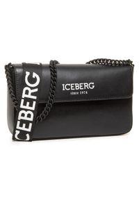 Czarna torebka Iceberg