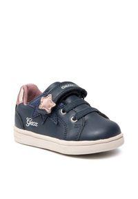 Geox Sneakersy B Djrock G. B B161WB 000BC C0694 Granatowy. Kolor: niebieski