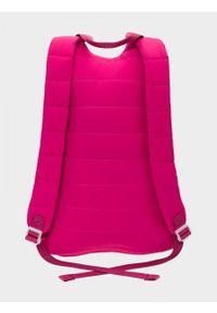 Różowy plecak outhorn #4