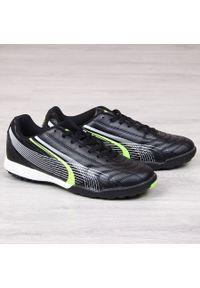 Czarne buty sportowe Atletico