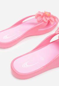 Born2be - Różowe Japonki Scopis. Kolor: różowy