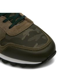 Zielone sneakersy Togoshi