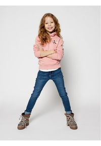 Różowa bluza Calvin Klein Jeans #6