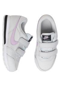 Szare buty sportowe Nike Nike MD Runner