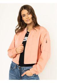 Różowa kurtka przejściowa Nike