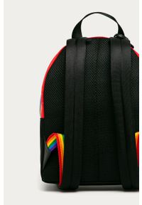 Wielokolorowy plecak Kate Spade z aplikacjami