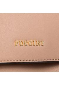 Beżowy plecak Puccini klasyczny