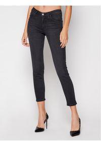 Lee Jeansy Skinny Fit Scarlett L526YGBO Czarny Skinny Fit. Kolor: czarny