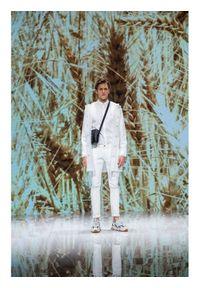 Rains Kurtka przeciwdeszczowa Unisex 1269 Biały Regular Fit. Kolor: biały #6