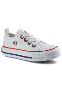 Białe trampki Big-Star