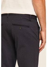 Only & Sons - Spodnie. Kolor: niebieski. Materiał: tkanina