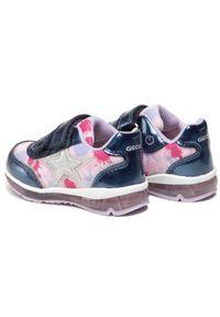 Geox Sneakersy B Todo G. B B1585B 0HI14 C4435 Granatowy. Kolor: niebieski