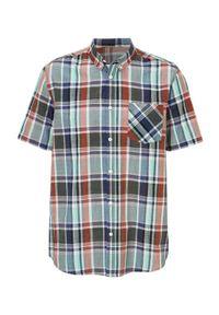Koszula Cellbes w kratkę, krótka, z krótkim rękawem