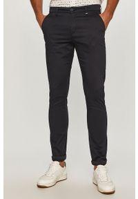 Karl Lagerfeld - Spodnie. Kolor: niebieski