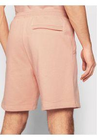 Adidas - adidas Szorty sportowe R.Y.V. Abstract Trefoil GN3287 Różowy Regular Fit. Kolor: różowy