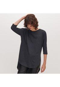 Szara bluzka Reserved długa