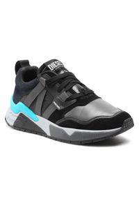 Diesel Sneakersy S-Brentha Wl Y02303 P3866 H8449 Czarny. Kolor: czarny
