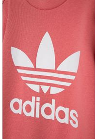 Bluza adidas Originals z nadrukiem, na co dzień, bez kaptura, casualowa