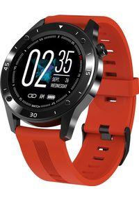 Pomarańczowy zegarek GepardWatches smartwatch