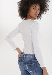 Born2be - Niebieskie Jeansy Skinny Atecine. Kolor: niebieski #6