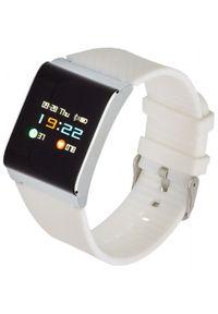 Biały zegarek Garett Electronics smartwatch, sportowy