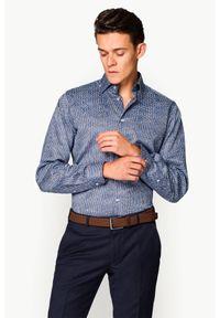 Koszula Lancerto z nadrukiem