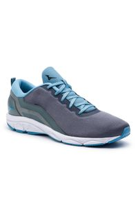Niebieskie buty do biegania Mizuno z cholewką