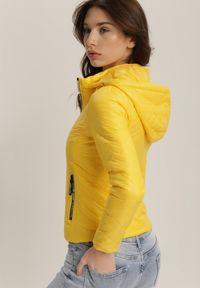Renee - Żółta Kurtka Mystosia. Kolor: żółty