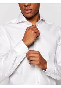 Baldessarini Koszula Henry B3 10003/000/4944 Biały Tailored Fit. Kolor: biały #6