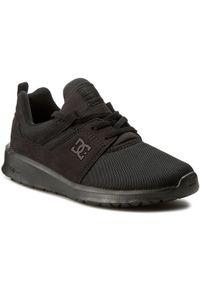 Czarne buty sportowe DC DC Heathrow