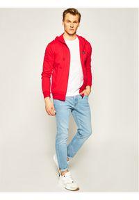 EA7 Emporio Armani Bluza 8NPM15 PJ05Z 1450 Czerwony Regular Fit. Kolor: czerwony