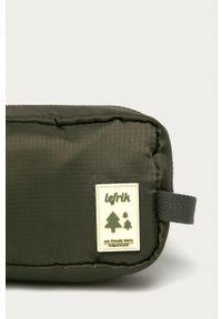 Lefrik - Kosmetyczka. Kolor: zielony