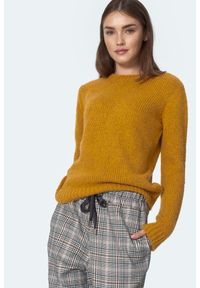 Żółty sweter Nife