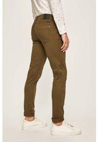 Brązowe spodnie Blend