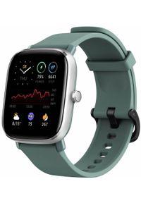 AMAZFIT - Amazfit smartwatch GTS 2 mini, Sage Green. Rodzaj zegarka: smartwatch. Kolor: zielony. Styl: sportowy