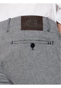 JOOP! Jeans - Joop! Jeans Spodnie materiałowe 15 Jjf-93Steen-W 30026821 Szary Slim Fit. Kolor: szary. Materiał: materiał