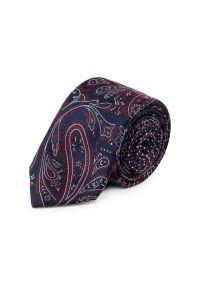 Krawat Tommy Hilfiger Tailored paisley